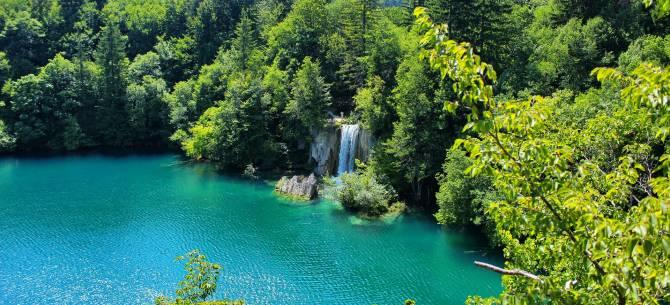 National park Plitvička jezera